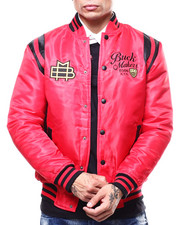 Parish - BUCK MAKERS BOMBER JACKET-2301547