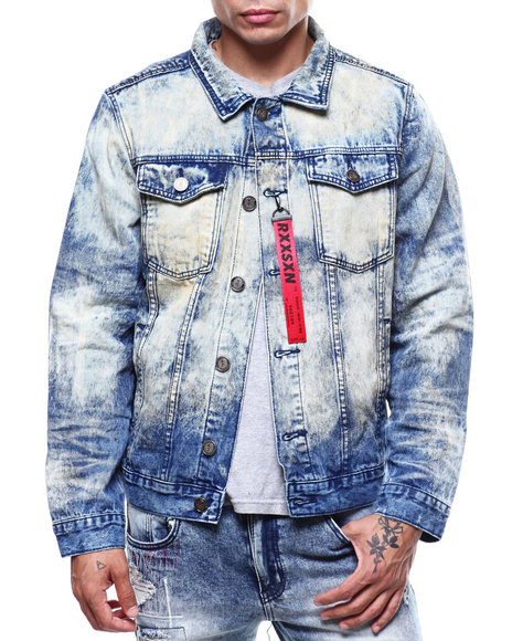 Reason - Apocalyptic Denim Jacket
