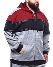 Akademiks - Stripe Trim Hoodie (B&T)-2301832