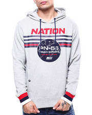 Hoodies - NATION WORLDWIDE SPORT Hoody-2301777