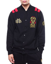Parish - Buck Makers Black Out Bomber Jacket-2301792
