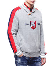 Parish - Parish Nation Cowl Neck Sweater-2301787
