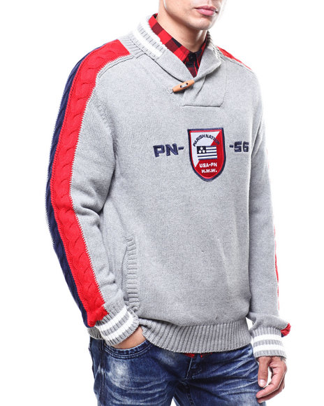 Parish - Parish Nation Cowl Neck Sweater