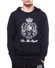 Hoodies - REGAL POP-OVER HOODY-2301736