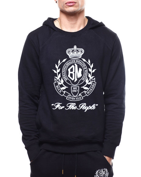 Parish - REGAL POP-OVER HOODY