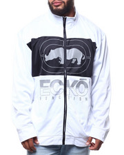 Ecko - Brushed Poly Tricot Nailed It Track Jacket  (B&T)-2302124