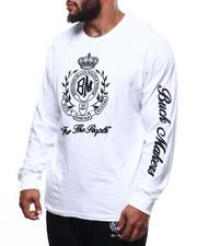 Shirts - Regal L/S Tee (B&T)-2302192