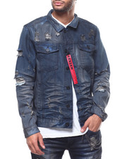 Denim Jackets - Hardigo Denim Jacket-2302536