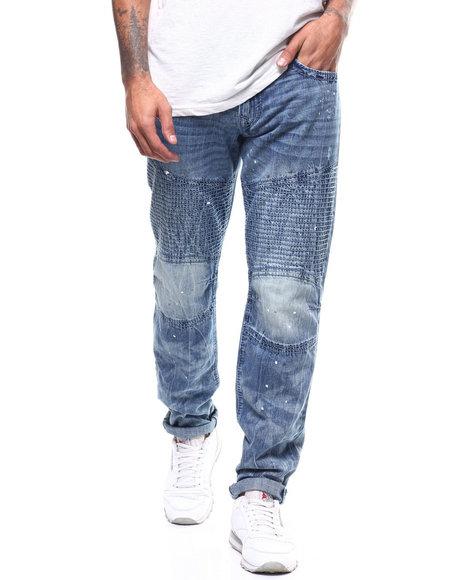 True Religion - MOTO SLIM BIG T Jean