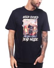 Men - KEEP CLOSED VIRTUAL REALITY TEE-2302494