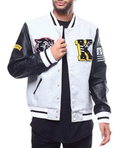 Kleep - DVSN Varsity Jacket