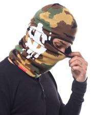 Hats - Camo Money Drip Mask-2302599