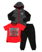 Boys - Fulton Street 3Pc Jacket Set (4-7)-2298260