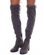 Womens-Winter - Aniq Chunky Heel Tall Boot-2303045