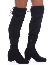 Womens-Winter - Aniq Chunky Heel Tall Boot-2303091
