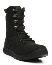 Men - Field Guide Tall Jet Black Boots-2302839