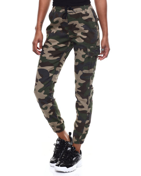 Fashion Lab - Cargo Jogger