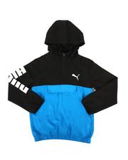Outerwear - Puma Windbreaker Jacket (8-20)-2302362
