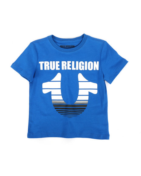 True Religion - Horseshoe Tee (2T-4T)