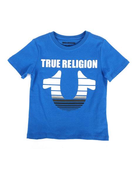 True Religion - Horseshoe Tee (4-7)