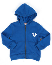 Sizes 2T-4T - Toddler - Horseshoe Hoodie (2T-4T)-2300267