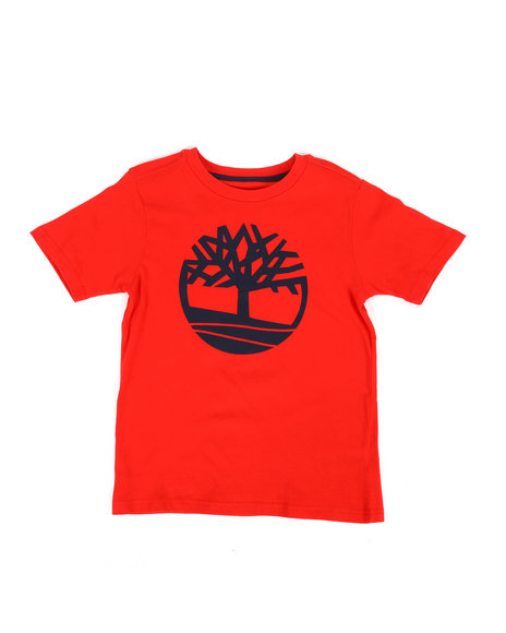 Timberland - Alton Timberland Logo Tee (8-20)