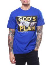 Men - GODS PLAN TEE-2303580