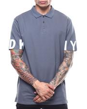 DKNY Jeans - DKNY Sleeve Detail Polo-2304002