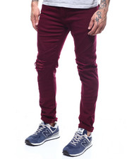 Buyers Picks - BLOWN OUT TWILL PANT-2303852