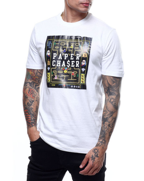 deKryptic - PAPER CHASER VIRTUAL REALITY TEE