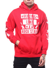 Hoodies - ROCK STAR HOODY-2303915