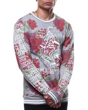 Buyers Picks - Tiger and Roses Crewneck Sweatshirt-2303505
