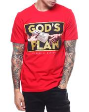 Shirts - GODS PLAN TEE-2303566