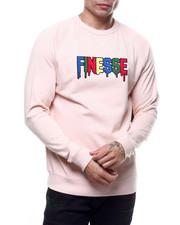 Buyers Picks - Finesse Chenille Crewneck sweatshirt-2304026