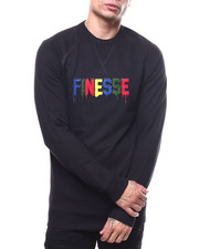 Sweatshirts & Sweaters - Finesse Chenille Crewneck sweatshirt-2304020