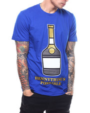 Shirts - HENNYTHING IS POSSIBLE TEE-2303525