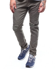 Buyers Picks - BLOWN OUT TWILL PANT-2303820