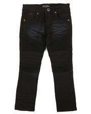 Boys - Colored Stretch Moto Denim Jeans (4-7)-2302760