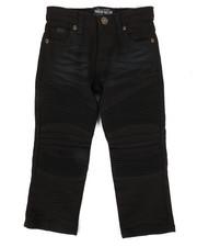Parish - Colored Stretch Moto Denim Jeans (2T-4T)-2302775