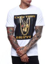 T-Shirts - CAME THRU DRIPPIN TEE-2303704
