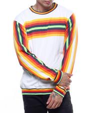 Buyers Picks - Retro Stripe Crewneck Sweatshirt-2303408