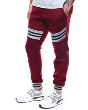 Sweatpants - Stripe Rib Jogger Pant-2303615