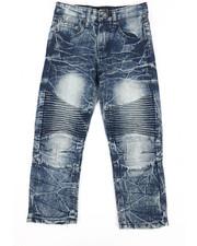 Boys - Stretch Moto Jeans (4-7)-2303188