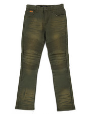 Bottoms - Colored Stretch Moto Denim Jeans (8-20)-2302743