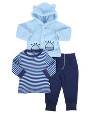 Duck Duck Goose - 3 Piece Sherpa Set (Infant)-2301756