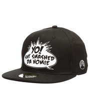 Hats - Yo! She Smashed The Homie Snapback Hat-2302298