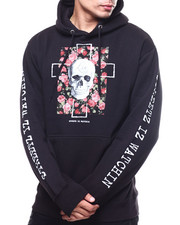 Mens-Winter - LOVE KILLS HOODY-2303733