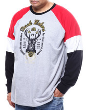 Parish - Raglan L/S Tee (B&T)-2301971