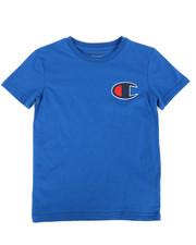 Champion - Screen Print C Logo Tee (8-20)-2304131