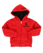 Akademiks - Sherpa Lined Hoodie (4-7)-2303334